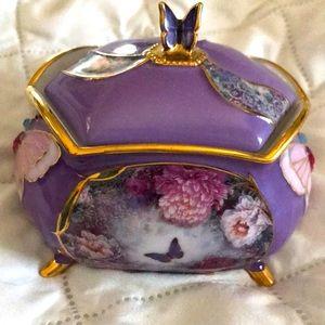 Enchanted Wing Music Box